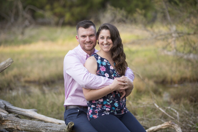 Sarah Zeisler and Adam Wisniewski